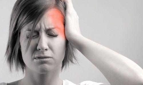 Острая мигренозная боль