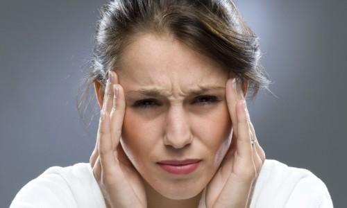 Факторы, влияющие на боль в висках