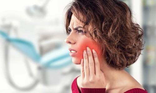 Синдром дисфункции височно-нижнечелюстного сустава
