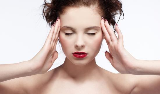 Использование визуализации для снятия головной боли