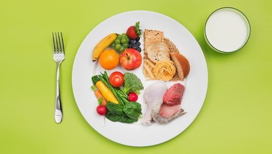 Правильное и регулярное питание - отличный способ профилактики головных болей