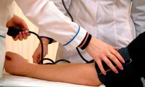 Головная боль при повышении артериального давления