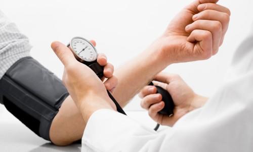 Головная боль вследствие повышения артериального давления