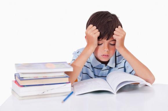 Ребенок 7 лет страдает от цефалгии