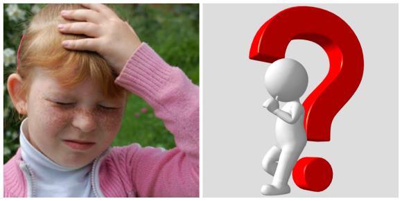 Что предпринять, если у ребенка цефалгия?