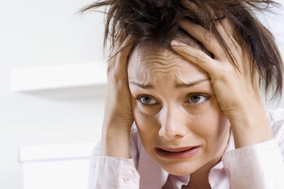 У женщины невротическое расстройство