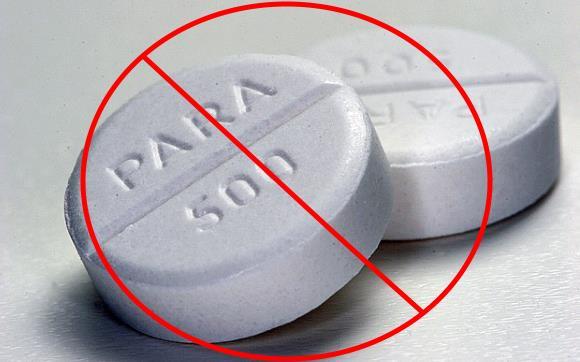 Парацетамол при алкогольной интоксикации принимать нельзя