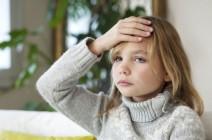 Мигрень в детском возрасте