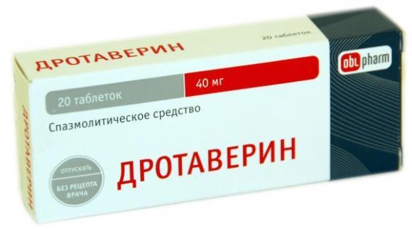 Дротаверин эффективен при головной боли