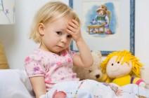 По каким причинам у детей болит голова?