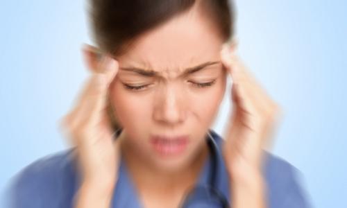 Причины появления шума в голове и головокружений