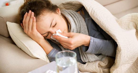 Цефалгия при простуде