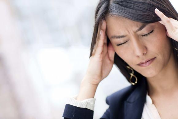 Цефалгия значительно снижает работоспособность