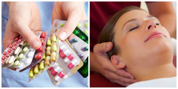 Методы лечения цефалгии