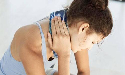 Головная боль при затылочной невралгии