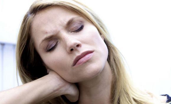 Цефалгия при шейном остеохондрозе