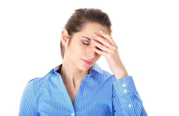 Мигрень вызывает мучительные головные боли
