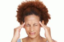 Острая головная боль, «стреляющая в висок»