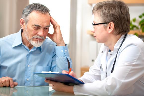 Терапевт собирает анамнез
