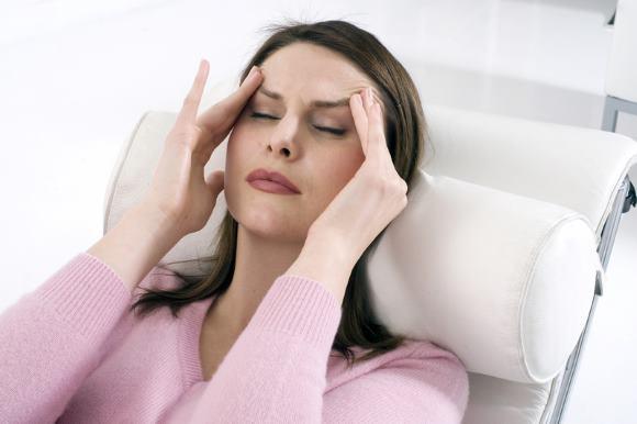 """Для головной боли напряжения характерен симптом """"обруча"""""""