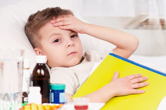 Головная боль - один из симптомы интоксикации организма