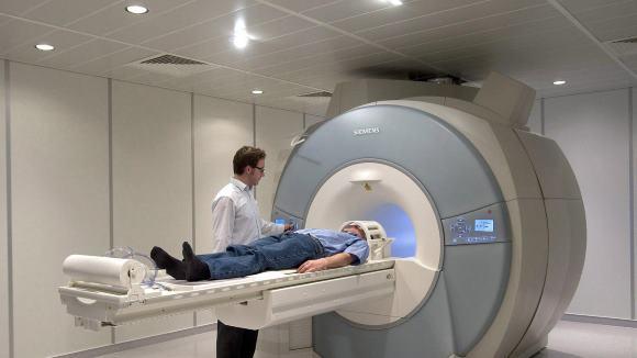 Проведение магнитно-резонансной томографии