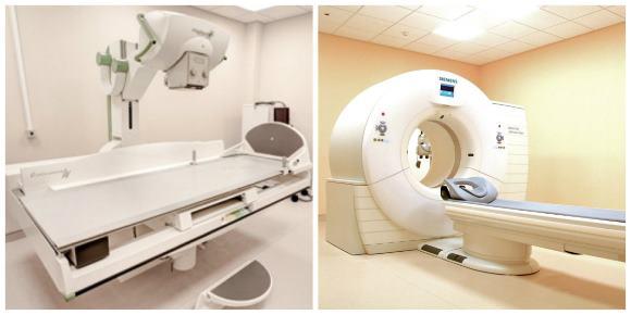 При необходимости делается компьютерная томография головного мозга или рентгенография черепа