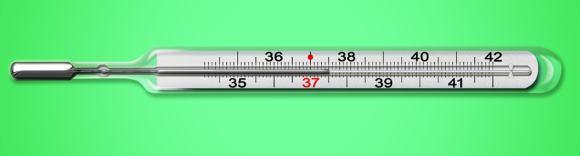 Геморрагический инсульт обычно протекает с высокой температурой
