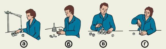 Специальные упражнения за столом для восстановления движений в суставах кисти и пальцев