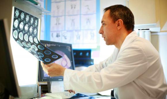 КТ головного мозга при субарахноидальном кровоизлиянии