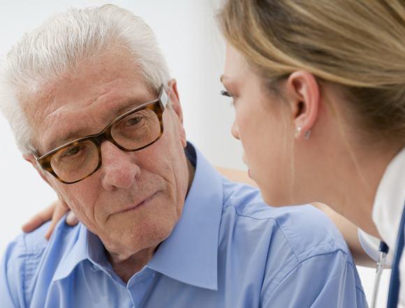 У лиц, перенесших ОНМК, могут возникать различные нарушения зрения