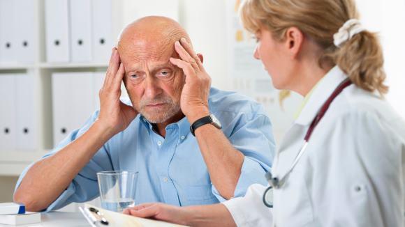 В возрасте от 65 до 79 лет инсульты чаще встречаются у мужчин