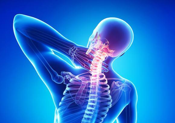 Пульсирующая боль, периодически повторяющаяся в шее и затылке характерна для шейного остеохондроза