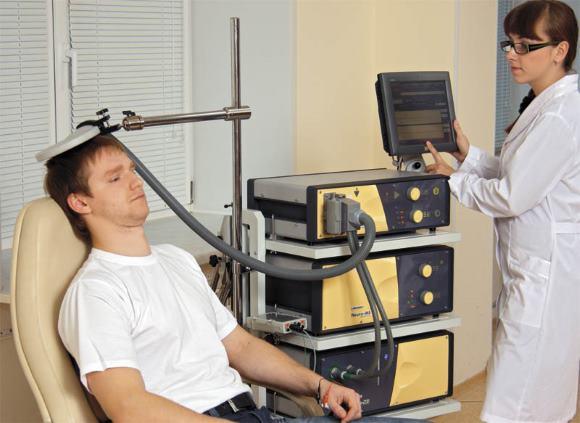 Стимуляция нервной ткани с использованием переменного магнитного поля