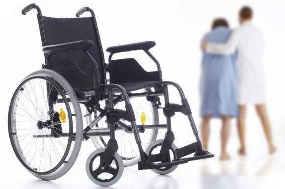 Инсульт довольно часто ведет к инвалидности