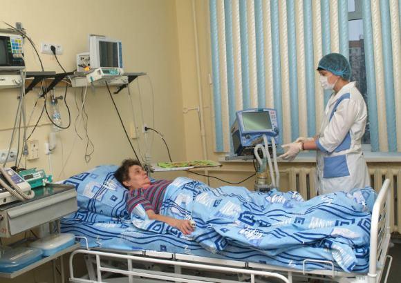 Лечение инсульта наиболее эффективно в специализированных отделениях, имеющих ПИТ