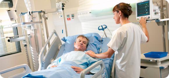 Пациент вышел из коматозного состояния