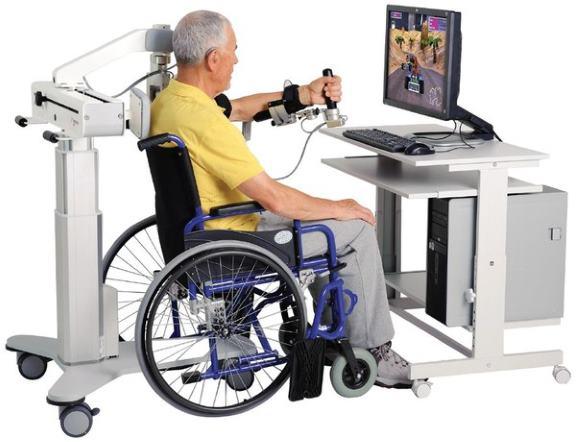 Восстановление организма после инсульта при помощи компьютерных игр