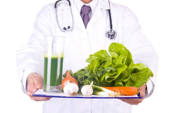 Постинсультные пациенты должны придерживаться правильного питания