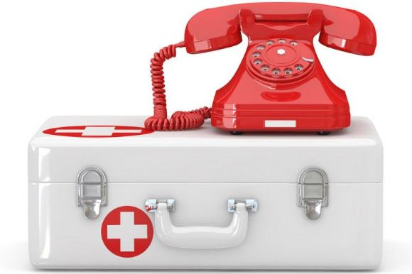 Телефон скорой - 103