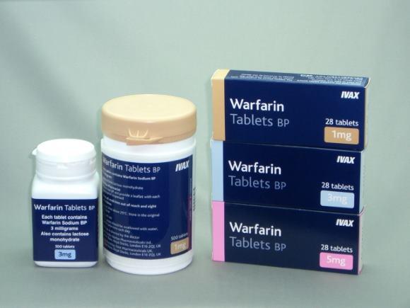 При проведении варфаринотерапии необходим контроль показателей свертываемости крови