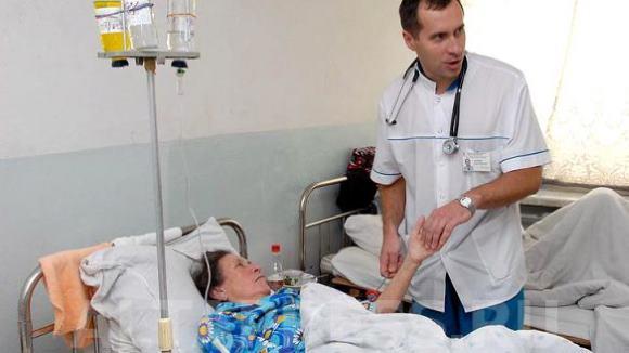 Лечение ОНМК в больнице