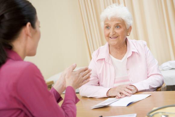 Психологическое консультирование пациентки, перенесшей ОНМК