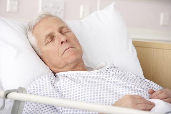 У тяжелобольного велик риск возникновения застойной пневмонии