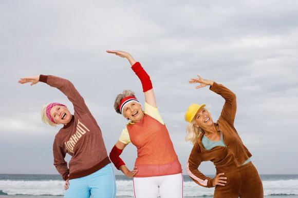 Физические упражнения помогают в предупреждении развития ОНМК