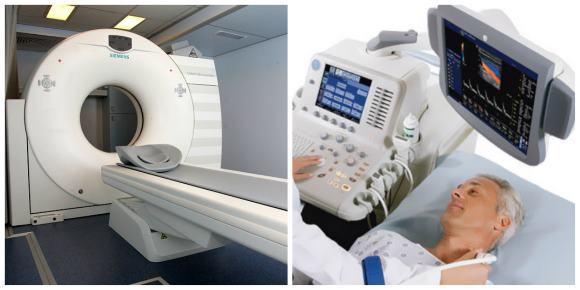 Компьютерная томография и УЗДГ сосудов головы и шеи