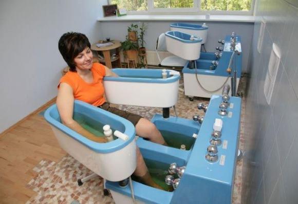 Применение лечебных ванн при инсульте должно быть согласовано с лечащим врачом