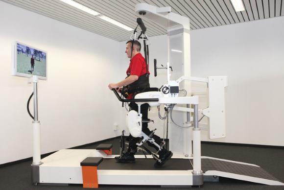 Роботизация ходьбы для постинсультных пациентов