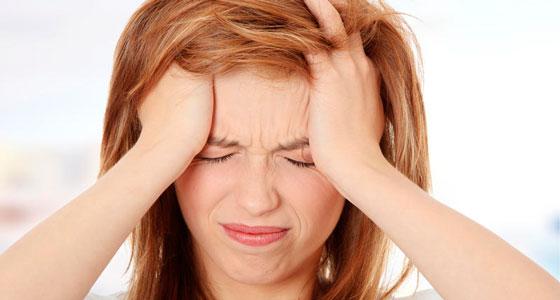 Мигрень после сотрясения