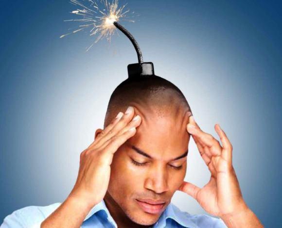 Сильная головная боль любой локализации